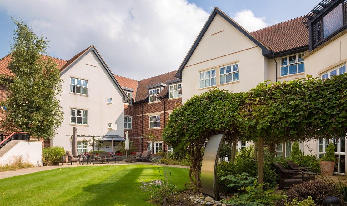 Sunrise residential care in Eastbourne