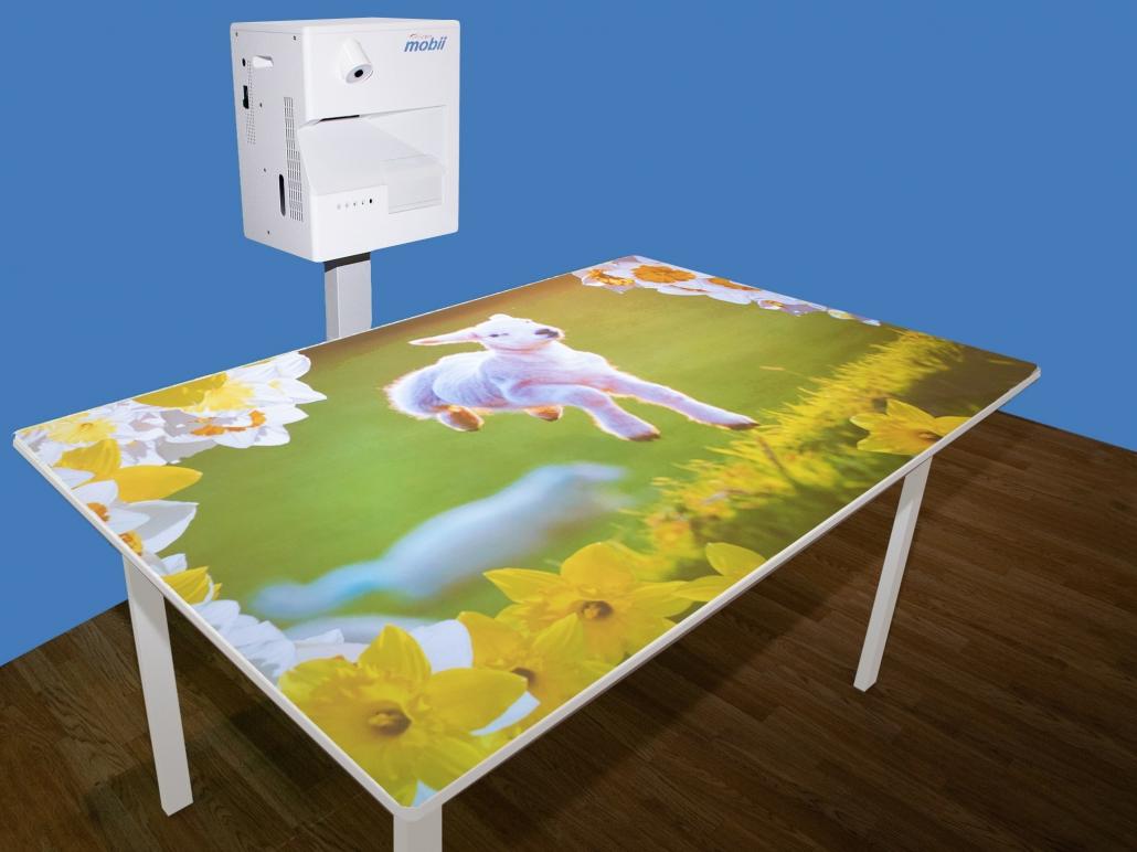 Mobii Magic Table Sensory Projector