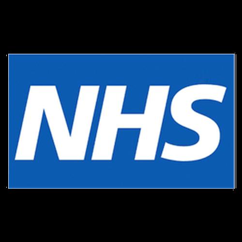 national health service NHS logo