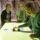residents enjoying interactive sensory games and activities