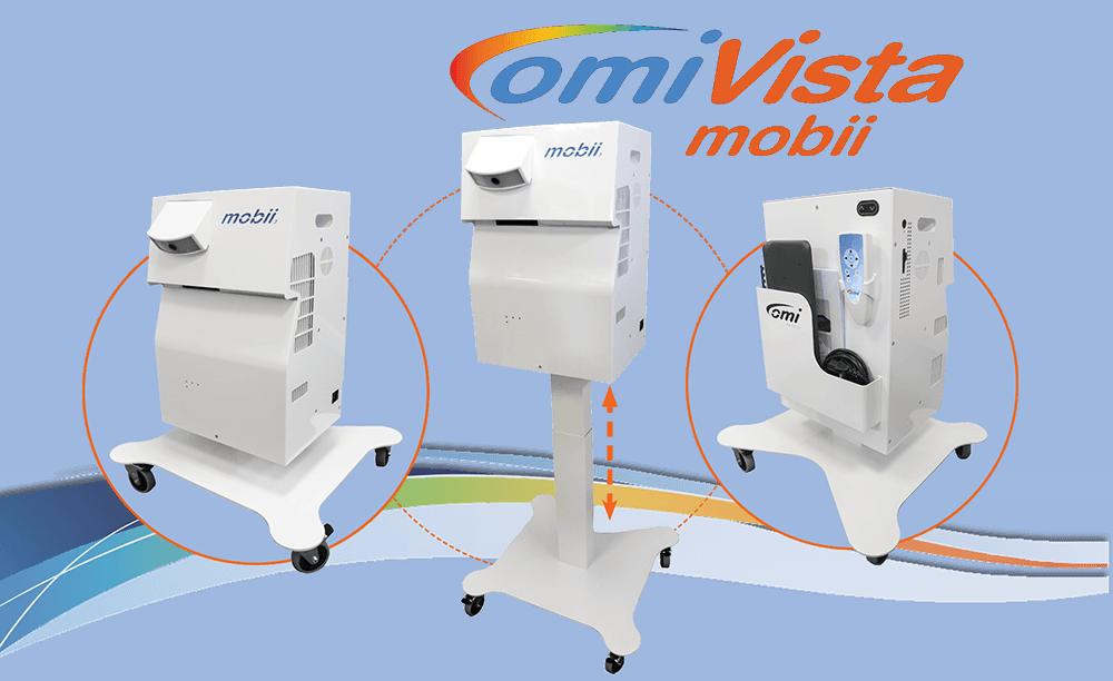 mobii magic table sensory projection unit